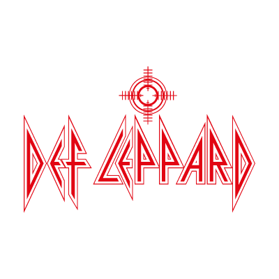 Def Leppard logo vector logo