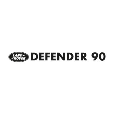 Defender 90 logo vector logo