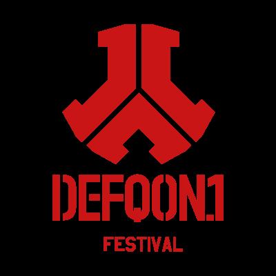 Defqon 1 Festival logo vector logo