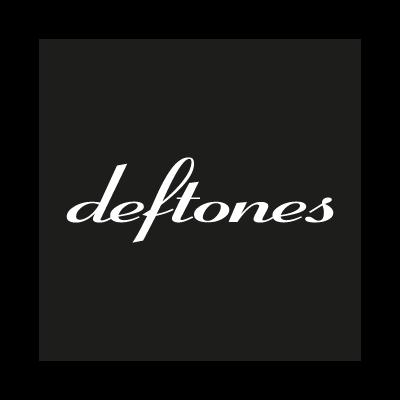 Deftones logo vector logo