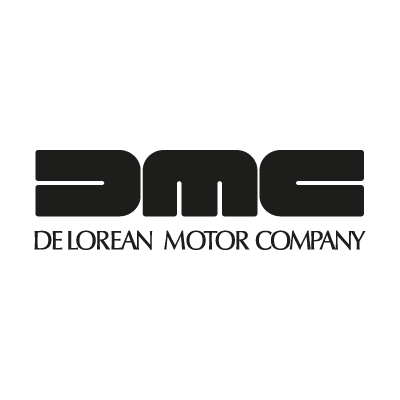 DeLorean Motor Company logo vector logo