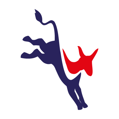 Democratic Party logo vector logo