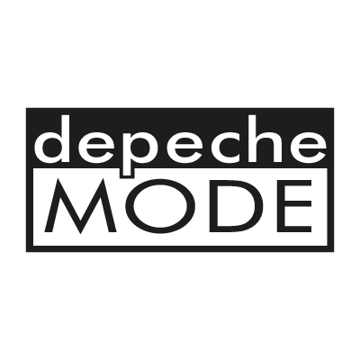 Depeche Mode Music logo vector logo