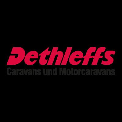 Dethleffs logo vector logo