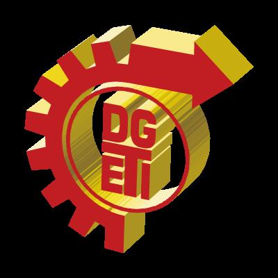 DGETI logo vector logo