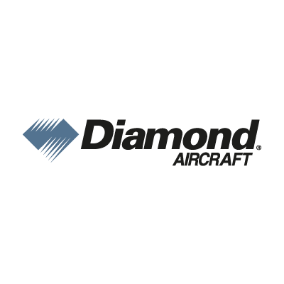 Diamond Aircraft logo vector logo