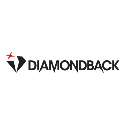 Diamondback logo vector logo