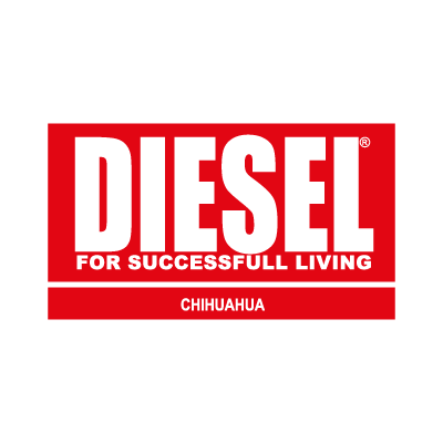 Diesel Clothing logo vector logo