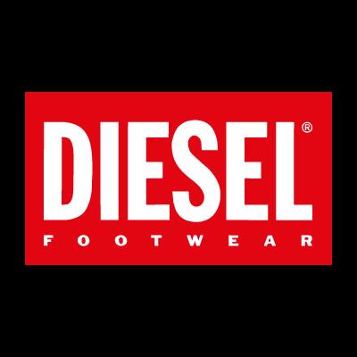 Diesel Footwear logo vector logo