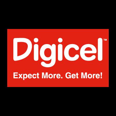 Digicel logo vector logo