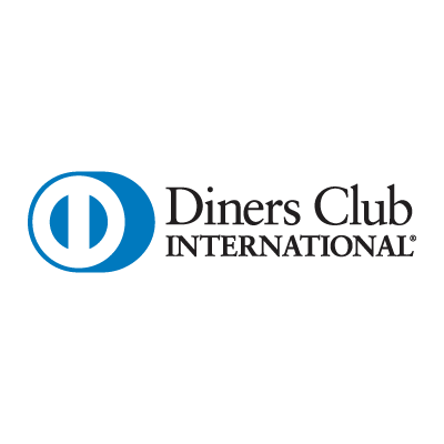 Diners Club International logo vector logo