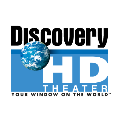 Discovery HD Theater logo vector logo