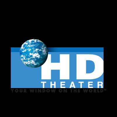 Discovery HD Theater logo vector logo