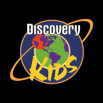 Discovery Kids logo vector logo