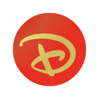 "Disney ""D"" ball logo"
