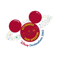 Disney Destinations vector logo