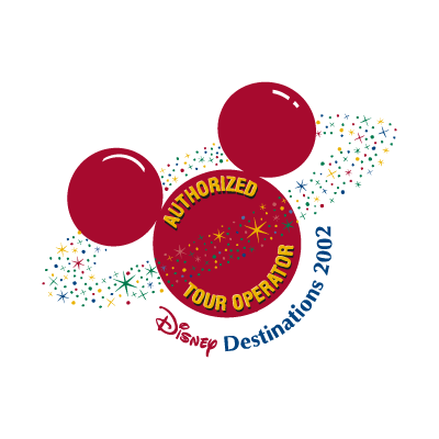 Disney Destinations logo vector logo