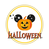 Disney Halloween vector
