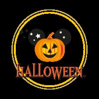 Disney Halloween vector