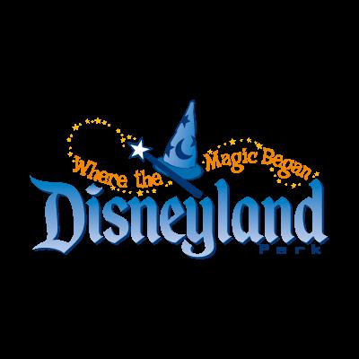 Disneyland Park logo vector logo