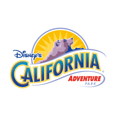 Disney's California logo vector logo