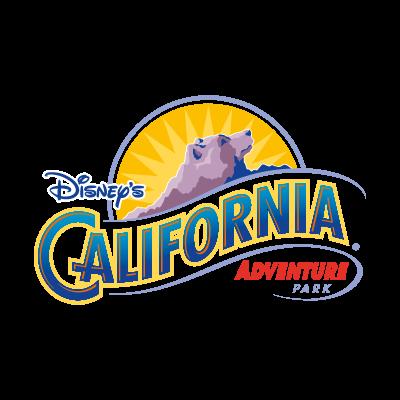 Disney's California logo vector logo