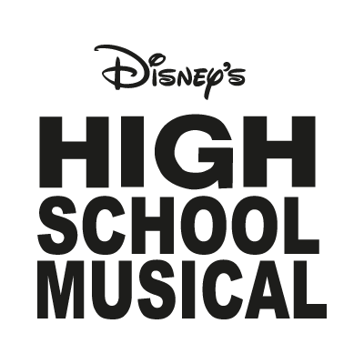 Disney's High School Musical logo vector logo