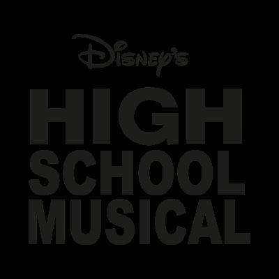Disney's High School Musical logo vector logo