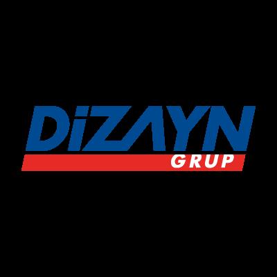 Dizayn grup logo vector logo
