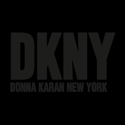 DKNY logo vector logo