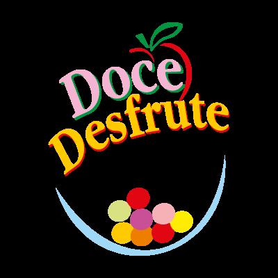 Doce Desfrute logo vector logo