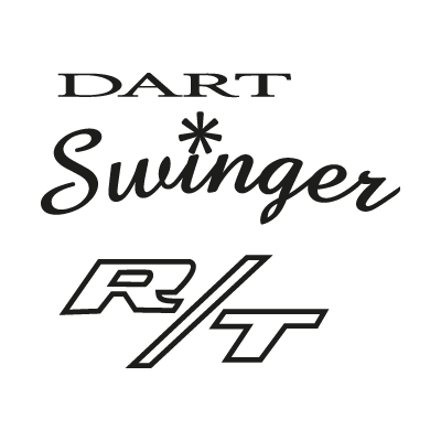 Dodge Dart Swinger logo vector logo