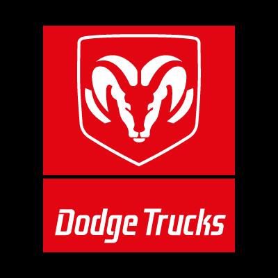 Dodge Trucks logo vector logo