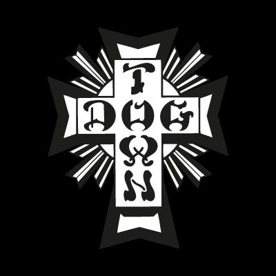 Dog Town logo vector logo