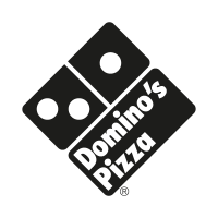 Domino's Pizza Black logo