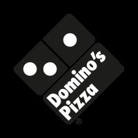 Domino's Pizza Black logo