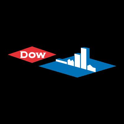 Dow Building Solutions logo vector logo