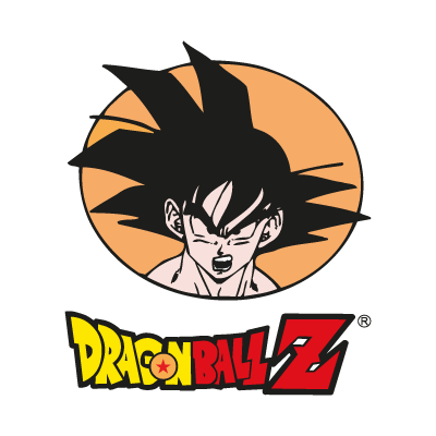 Dragon Ball Z logo vector logo