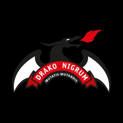 Dragon Obscuro logo vector logo