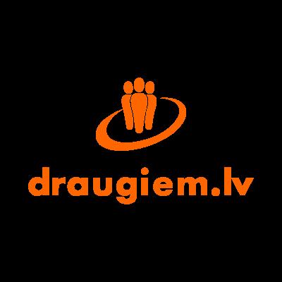 Draugiem.lv logo vector logo
