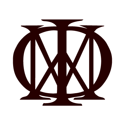Dream Theater Black logo vector logo
