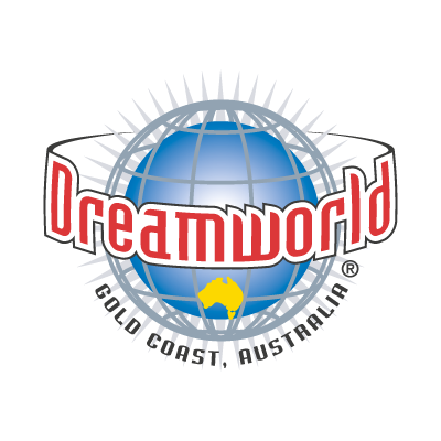 Dream World logo vector logo