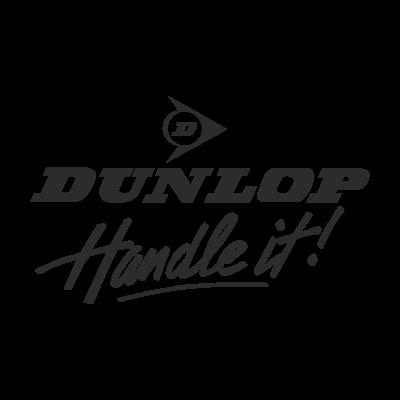 Dunlop Handle it! logo vector logo