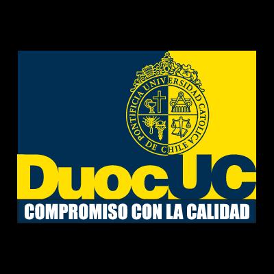 DUOC UC logo vector logo