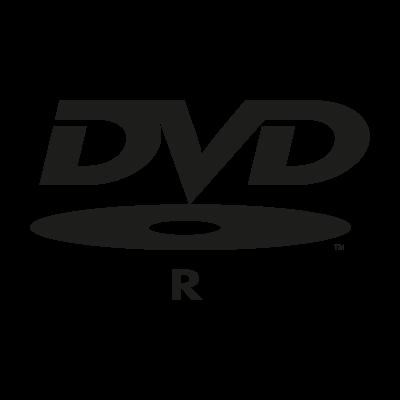 DVD R logo vector logo