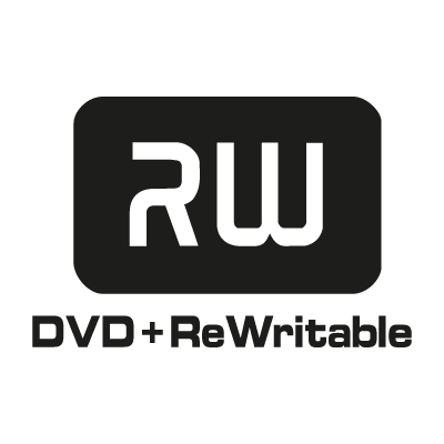 DVD ReWritable logo vector logo