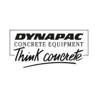 Dynapac Concrete Equipment logo