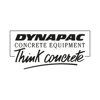Dynapac Concrete Equipment logo vector logo