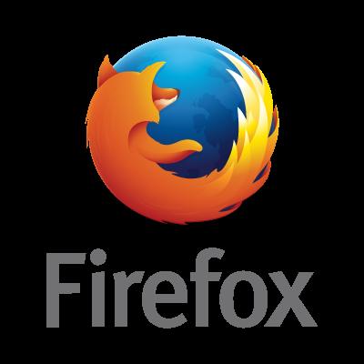 New Firefox logo vector logo