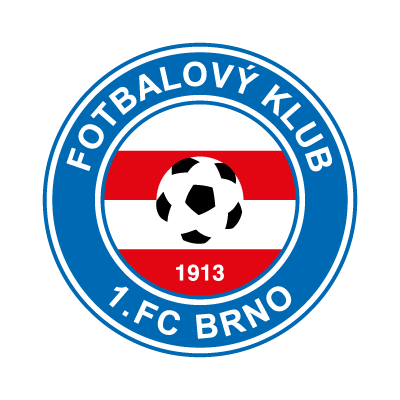 1. FC Brno logo vector logo